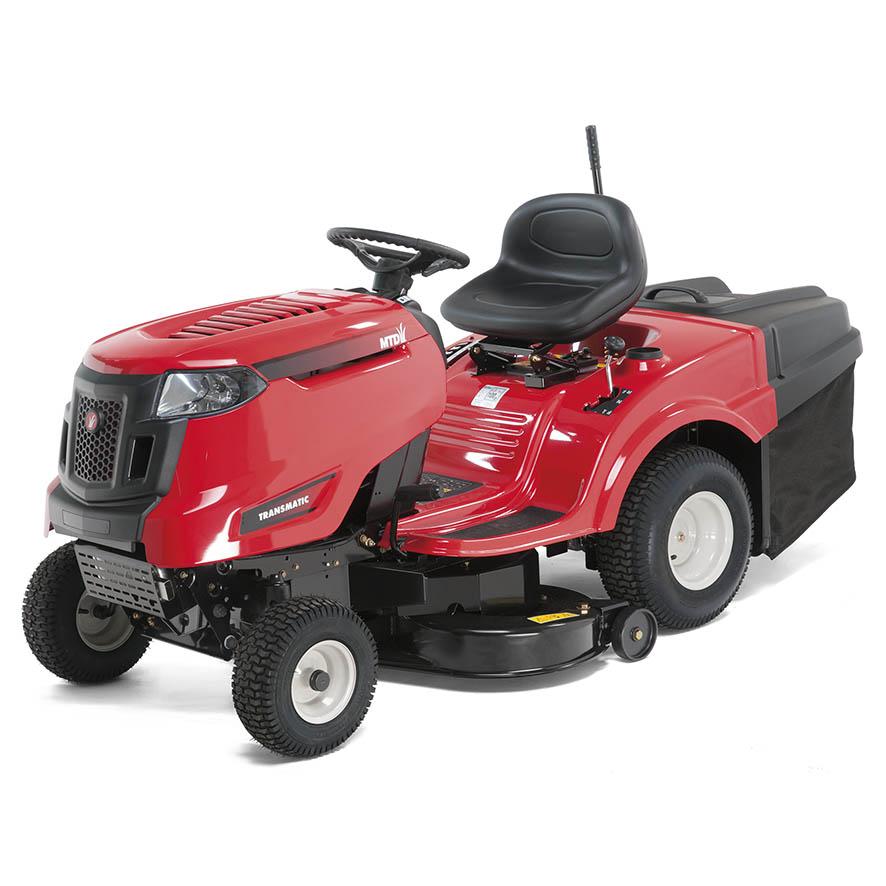 SMART RE 125 - travní traktor s zadním výhozem + DÁREK