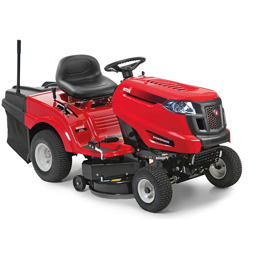 SMART RE 130 H - travní traktor s zadním výhozem + DÁREK