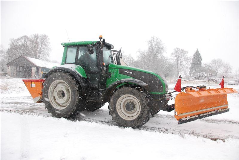 Sněhový pluh AKORD 24 - T