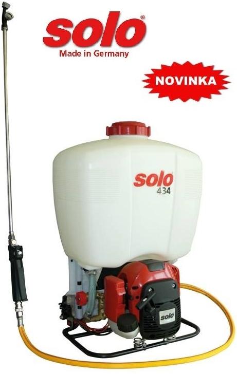 SOLO 434 Comfort - motorový postřikovač