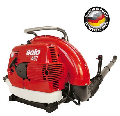 SOLO 467 - motorový foukač