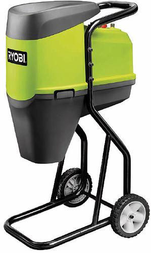 RSH 2455 - zahradní drtič s elektrickým motorem