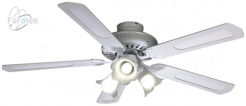 Stropní ventilátor Baléares white