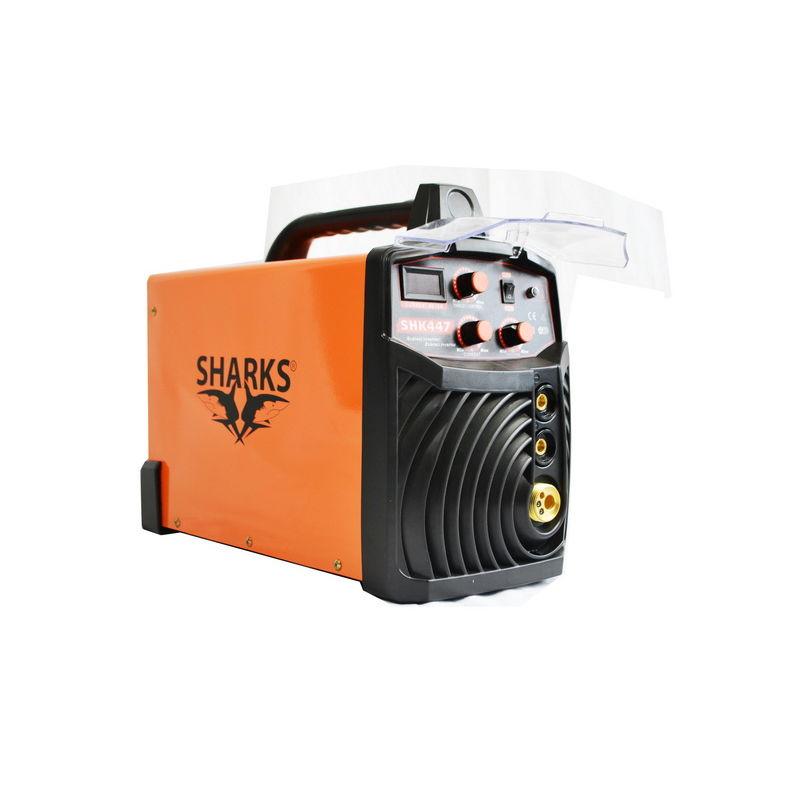 Svářecí invertor Sharks 250-Y10 MIG/MMA IGBT