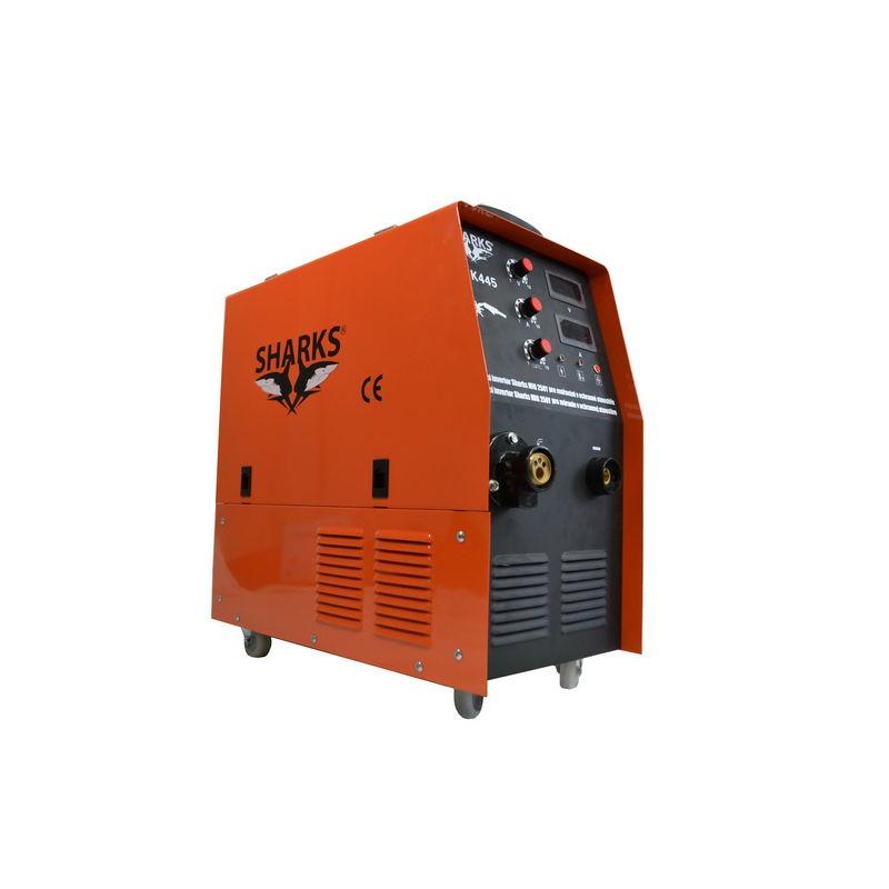 Svářecí invertor Sharks MIG 250Y pro svařování v ochranné atmosféře
