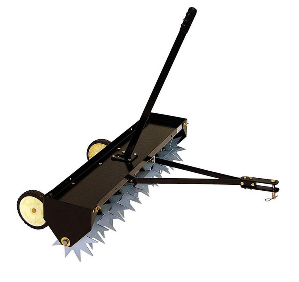 Tažený travní provzdušňovač 91 cm
