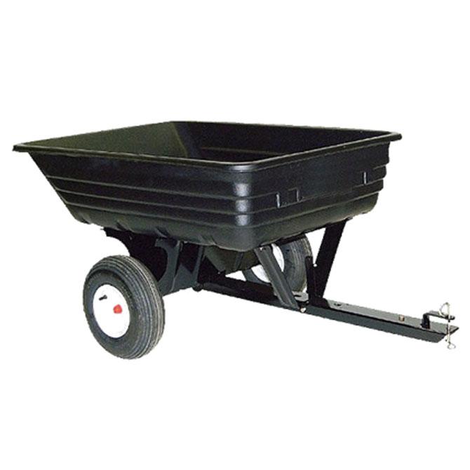 Tažený vozík plastový, max. nosnost 175 kg