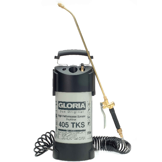 Tlakový postřikovač GLORIA 405 TKS Profiline