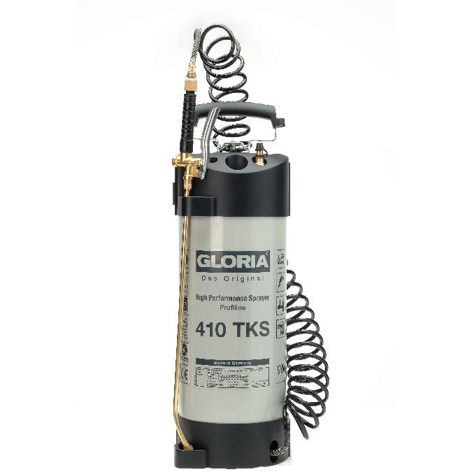 Tlakový postřikovač GLORIA 410 TKS Profiline