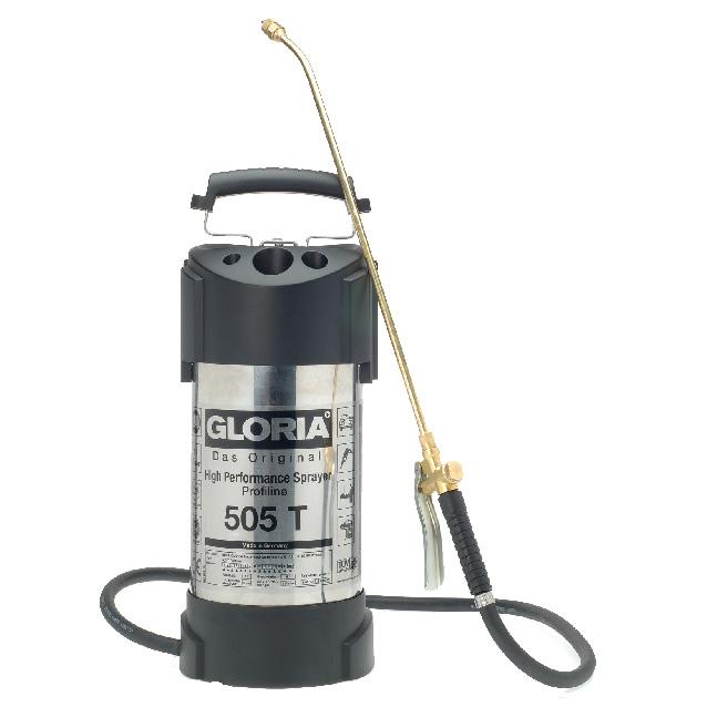 Tlakový postřikovač GLORIA 505 T Profiline