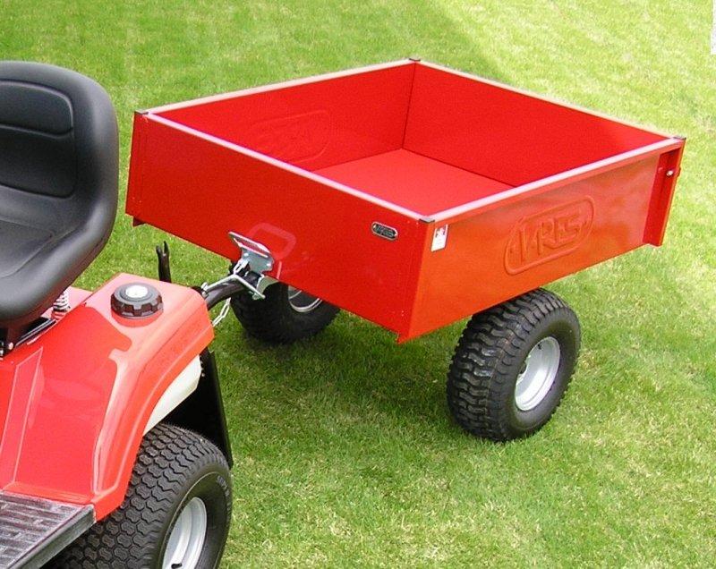 TR 220S - vozík za traktor