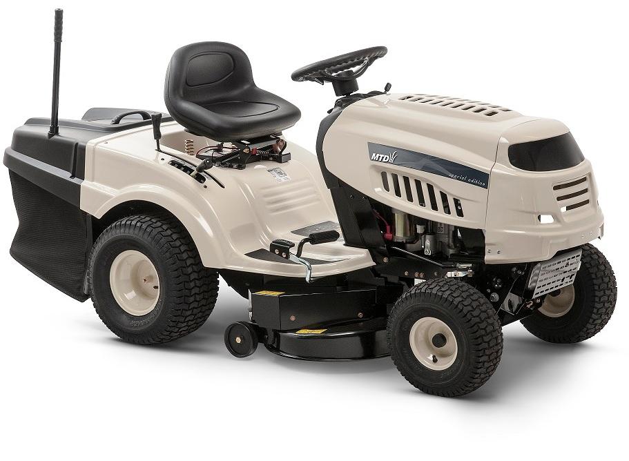 MTD DL 92 T - zahradní traktor s zadním výhozem