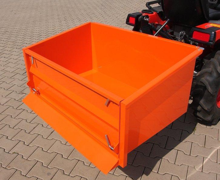 TRB 120 transportní box šíře 1,2 m