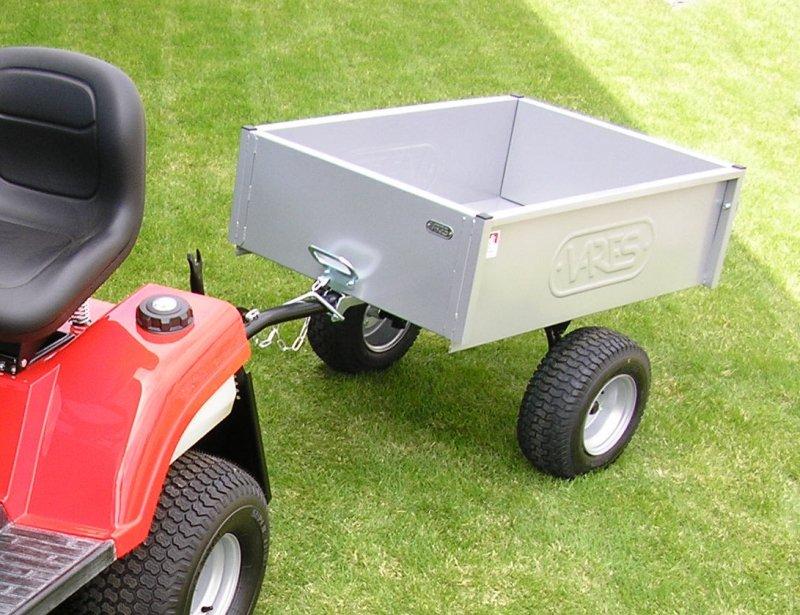 TRVMS - vozík za traktor