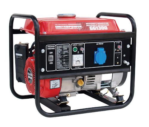 UNITEDPOWER GG 1300 - benzínový generátor proudu