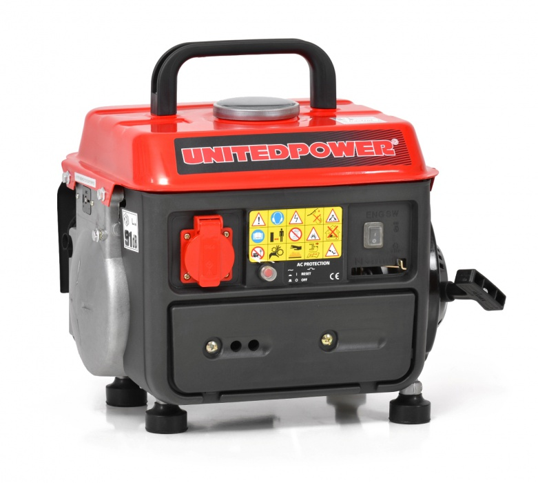 UNITEDPOWER GG 950 DC - benzínový generátor elektřiny