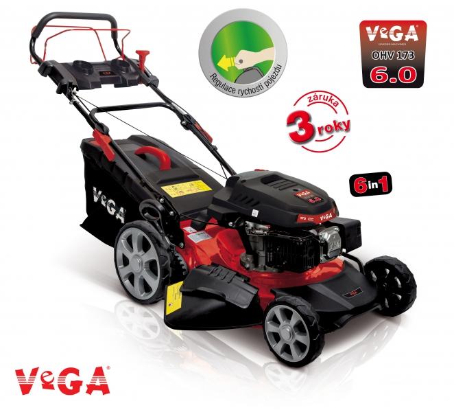 VeGA 5256 SXH 6in1 - benzínová sekačka s pojezdem