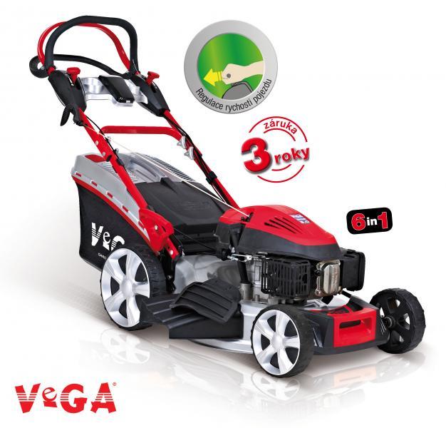 VeGA 545 SXH - benzínová sekačka s pojezdem 6v1