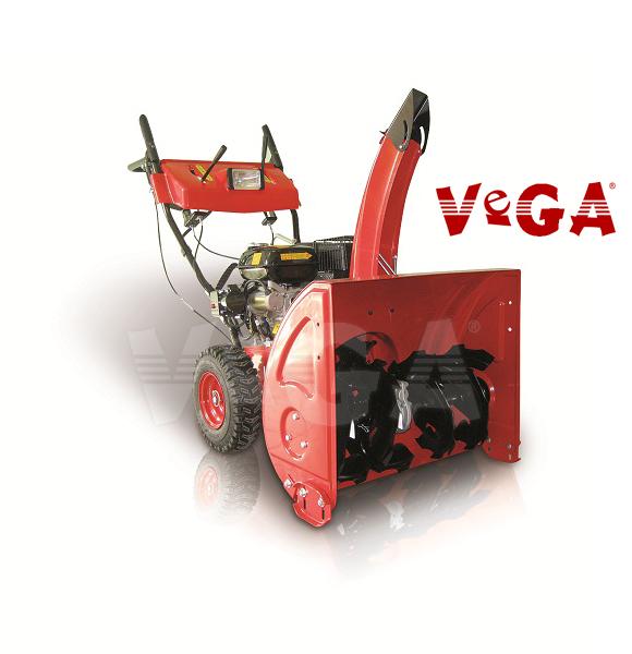 VeGA 662 LUX - motorová dvoustupňová sněhová fréza + 2x DÁREK