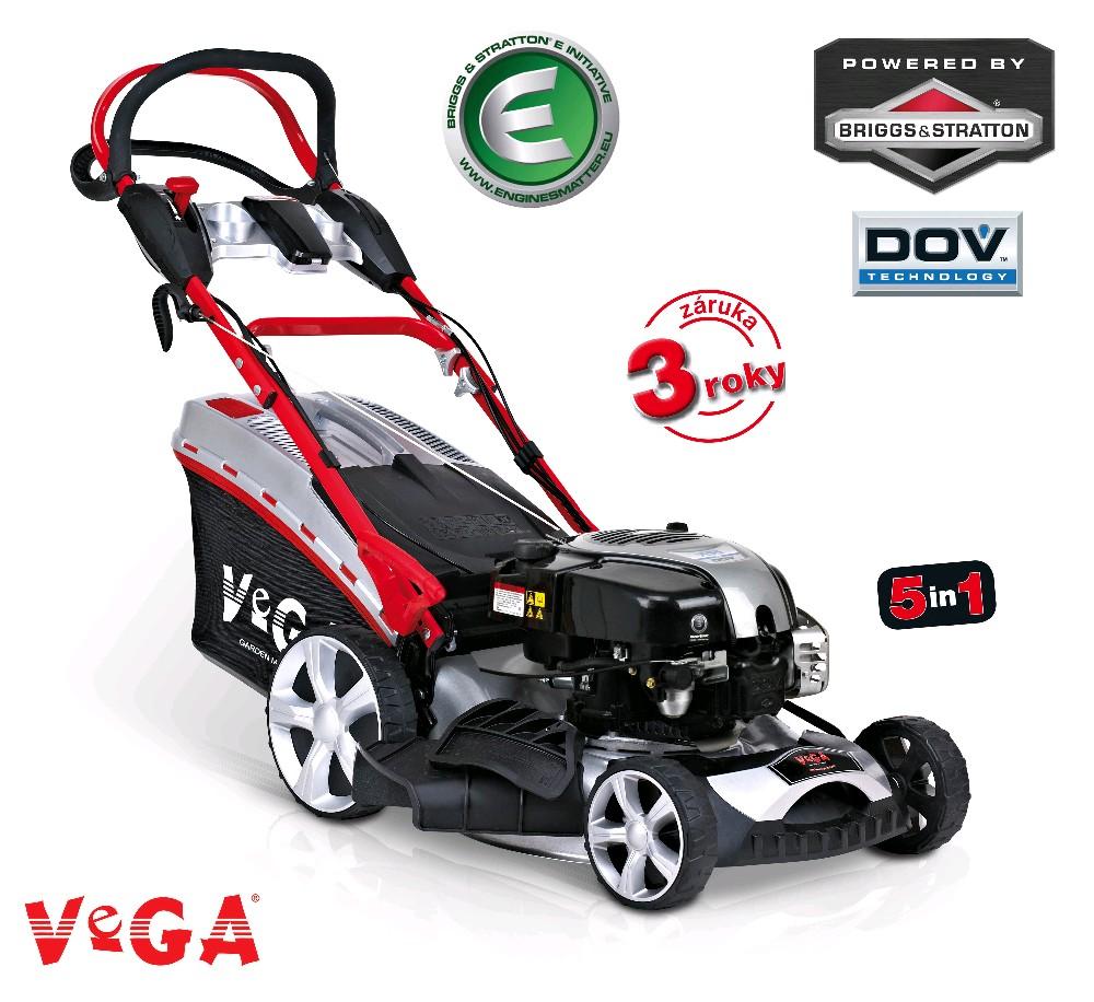 VeGA 752 SXH DOV 5in1 - benzínová sekačka s pojezdem + DÁREK