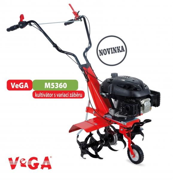 VeGA M5360 - benzínový kultivátor