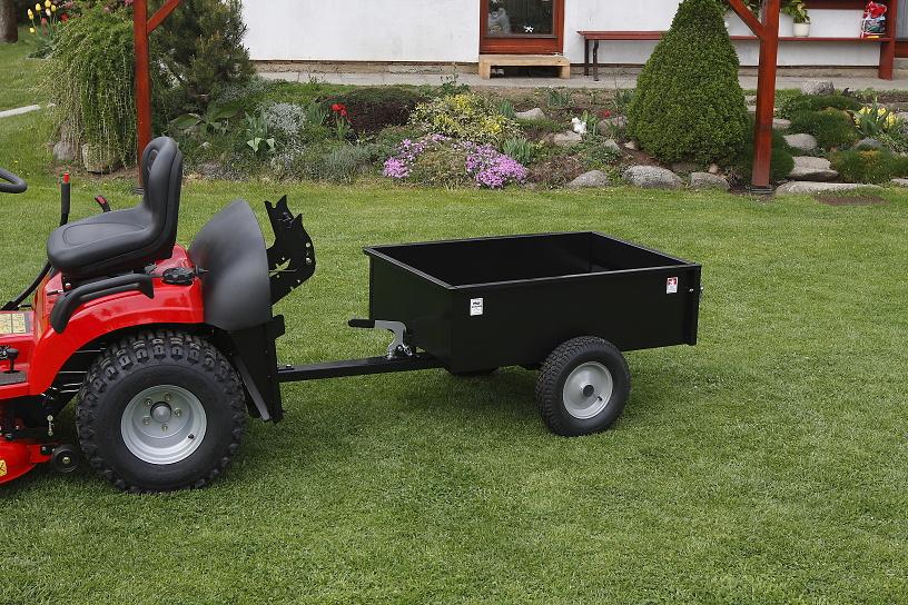 TDKL - vozík za traktor
