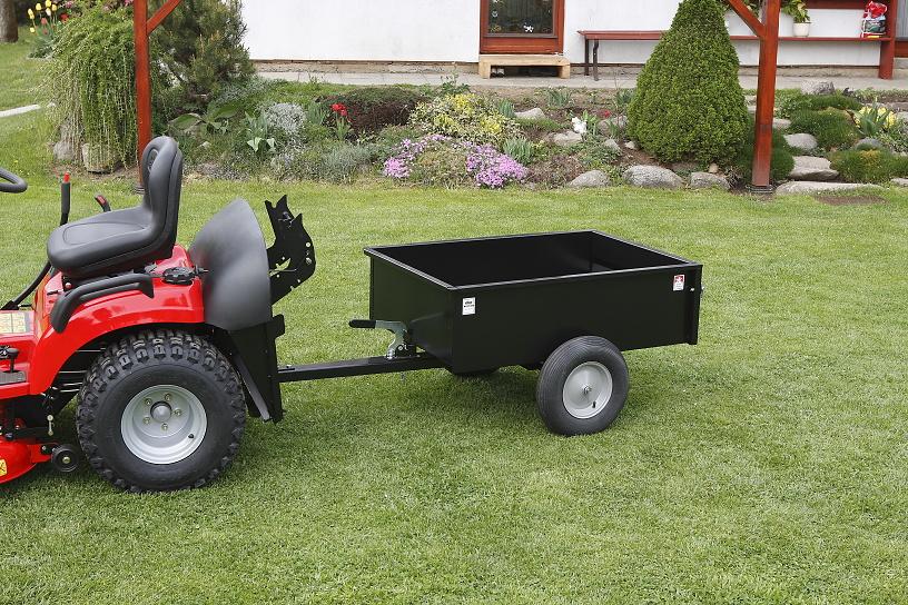 TDK - vozík za traktor