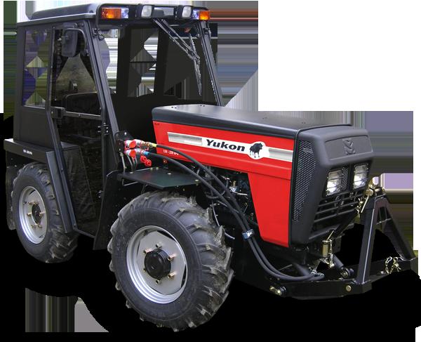 W 5064 YUKON traktor