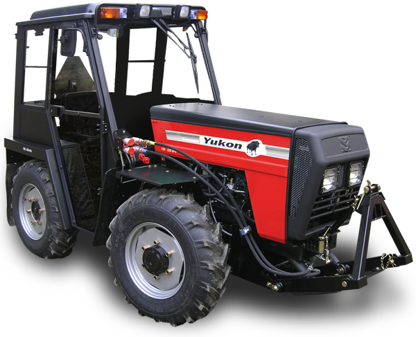 W 5064 YUKON traktor + DÁREK