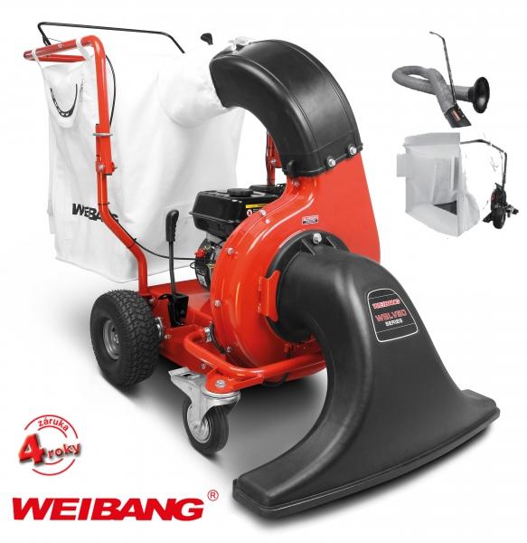 Weibang WB LV506C - průmyslový vysavač listí