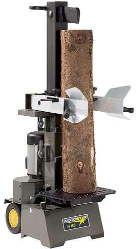 Woodster LV 80 - štípač na dřevo + 2x DÁREK