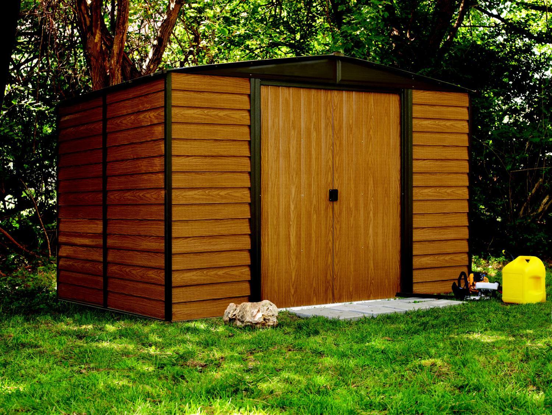 zahradní domek ARROW EURO DALLAS 108