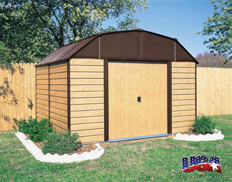zahradní domek ARROW WOODHAVEN 1014