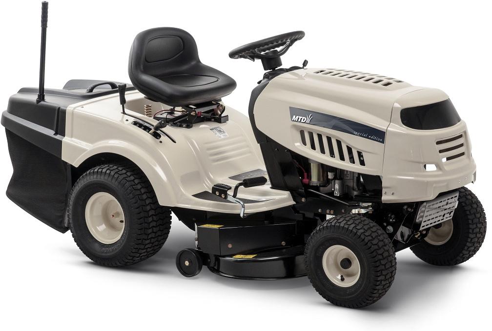 MTD DL 92 H - zahradní traktor s zadním výhozem