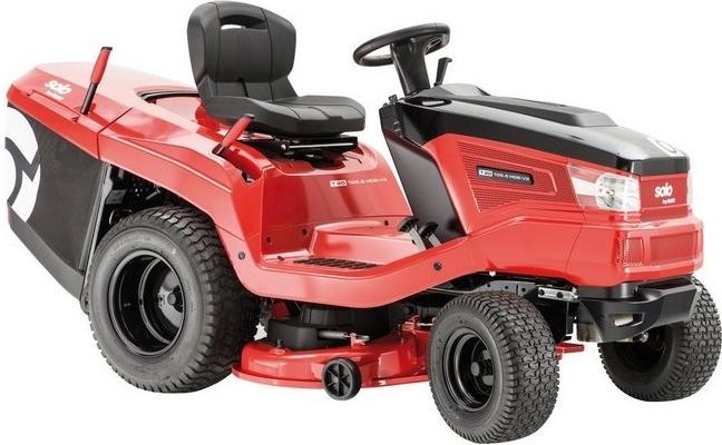 Zahradní traktor Solo by AL-KO T 15-105.6 HD-A