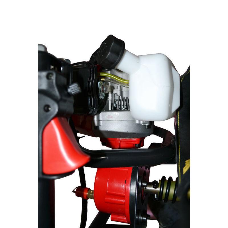 Zemní motorový vrták SH 525